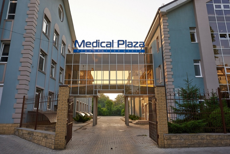 New Partnership - MEDICAL PLAZA Clinic