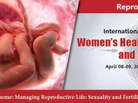 International Conference on Women's Health, Reproduction and Fertility