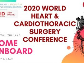 "3rd Edition of Cardiac Meeting ""2020 World Heart and Cardiothoracic Surgery Conference (2020WHCS)"""