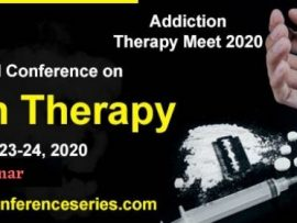 4th International Conference on Addiction Therapy